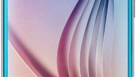 Samsung G920 Galaxy S6 32GB Topaz Blue (SM-G920FZBAETL)ZDARMA navigace APONIA EVROPA, na splátky od 1599 Kč měsíčně