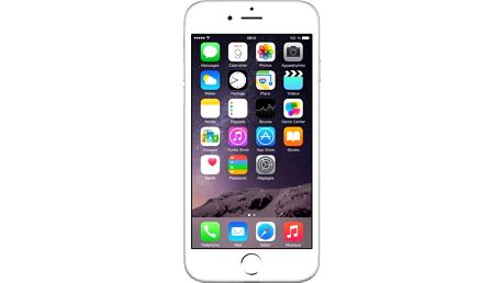 Apple iPhone 6 Plus 16GB SilverZDARMA navigace APONIA ČR+SR ,možnost přikoupení navigace APONIA EVROPA se slevou 500Kč (50% ceny), na splátky od 1999 Kč měsíčně