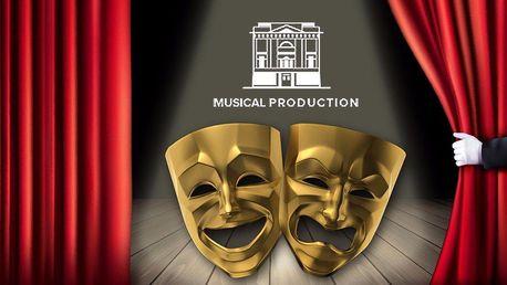 30% sleva na muzikály v Divadle Hybernia