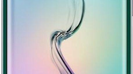 Samsung G925 Galaxy S6 Edge 128GB Emerald GreenZDARMA navigace APONIA EVROPA, na splátky od 2369 Kč měsíčně