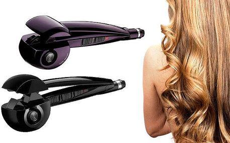 Praktická kulma na vlasy vhodná pro všechny typy vlasů, 2 druhy
