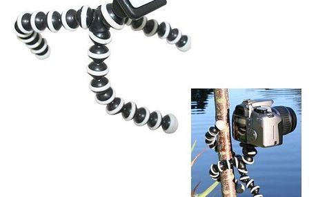 Flexibilní stativ na digitální fotoaparát - gorila - dodání do 2 dnů
