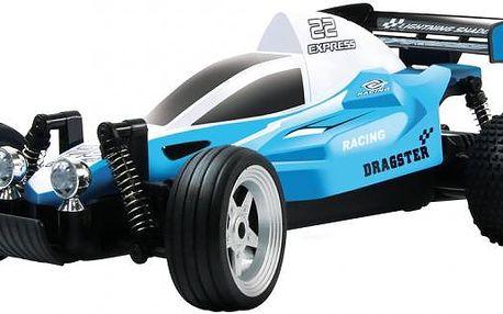 Buddy Toys RC auto Buggy 1:12 modrá