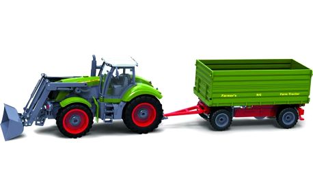 Buddy Toys BRC 28.610 RC Traktor + př.