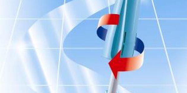 Wring - Podlahový mop se ždímací mechanikou (šedá, tyrkysová)