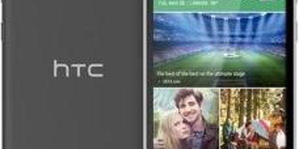 HTC Desire 820 Greymožnost přikoupení navigace APONIA EVROPA se slevou 500Kč (50% ceny), na splátky od 750 Kč měsíčně