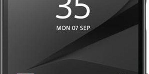 Sony E6633 Xperia Z5 Dual-SIM Graphite Blackmožnost přikoupení navigace APONIA EVROPA se slevou 500Kč (50% ceny), na splátky od 1749 Kč měsíčně