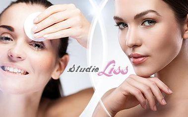 Kosmetické ošetření pleti v délce 45 nebo 60 min. s možností aplikace kyseliny hyaluronové ve studiu Liss v Liberci!