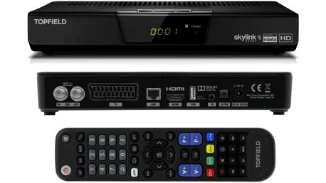 Topfield TF S3000RHD IRDETO USB PVR