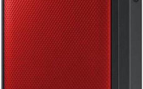 Samsung EF-PG360BR zadní kryt Core Prime, Red