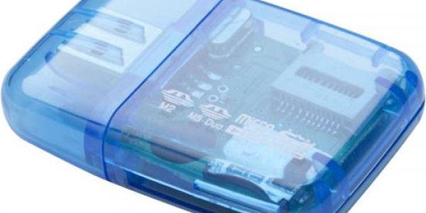 Univerzální čtečka paměťových karet - skladovka