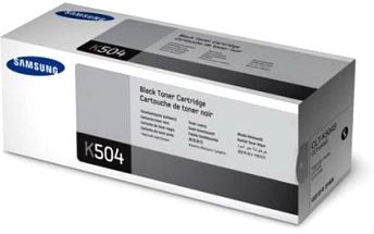 Toner Samsung CLT-K504S, 2,5K stran - originální (CLT-K504S) černý