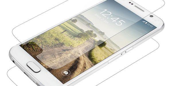 Ochranná fólie InvisibleSHIELD pro Samsung Galaxy S6 - celé tělo (ZGGS6HWF-F00)