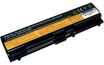 Baterie Avacom pro Lenovo ThinkPad T410/SL510/Edge 14'/Edge 15' Li-Ion 11,1V 7800mAh (NOLE-SL41H-806)