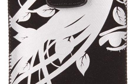 Aligator Fresh Face univerzální pouzdro černé (115x65x10mm)