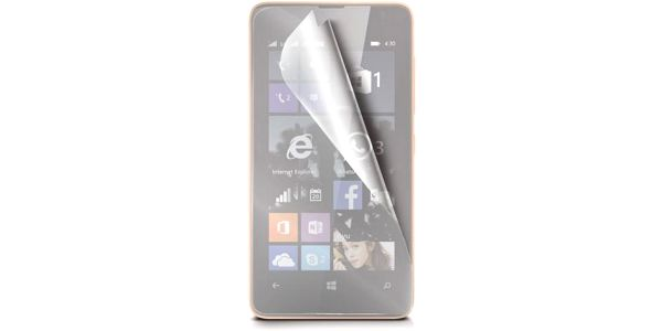 Celly pro Microsoft Lumia 430, 2ks (SBF500)