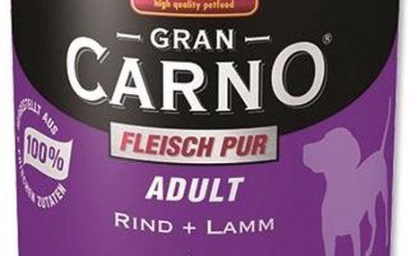 Animonda konzerva hovězí + jehně 800 g