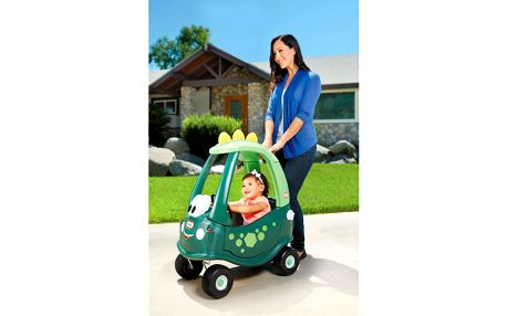 Little Tikes Cozy Coupe - dinosaurus