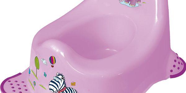 OKT Nočník Hippo, fialový