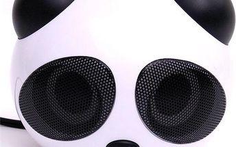 Satzuma reproduktor 3,5mm jack panda