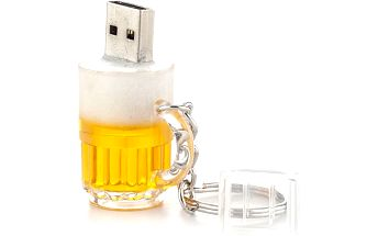 Satzuma USB flash disk 8GB pivo