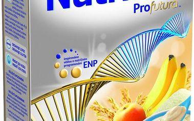 Nutrilon Mléčná kaše krupicová s banánem a meruňkou 225 g