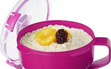 Sistema Miska na snídani, 850 ml, Fialová