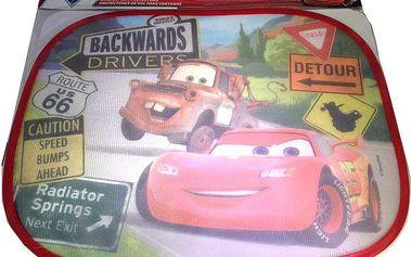 Disney Sluneční clony do auta Cars, 2 ks