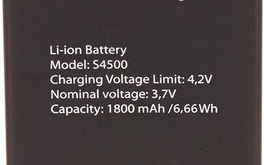 Aligátor baterie 1800mAh Li-Ion pro S4500 DUO (bulk)