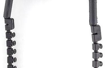 Satzuma Zip stereo sluchátka černá