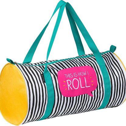 Cestovní taška This Is How I Roll