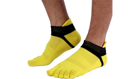 Prodyšné pánské ponožky na běhání