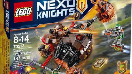 LEGO® NEXO KNIGHTS™ 70313 Moltorův lávový drtič
