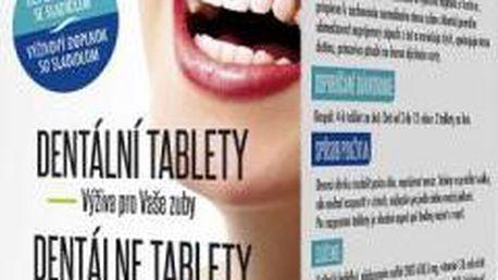 VIRDE Dentální tablety 60 kusů