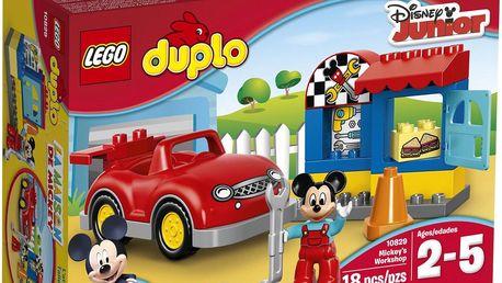 LEGO® DUPLO 10829 Mickeyho dílna
