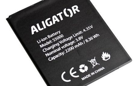 Aligator baterie 2200 mAh Li-Ion pro S5000 DUO bulk