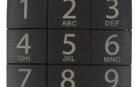 Aligator klávesnice pro A500 černá
