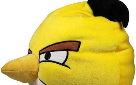 Angry Birds Relaxační polštář Angry Birds se zvukem, Žlutá