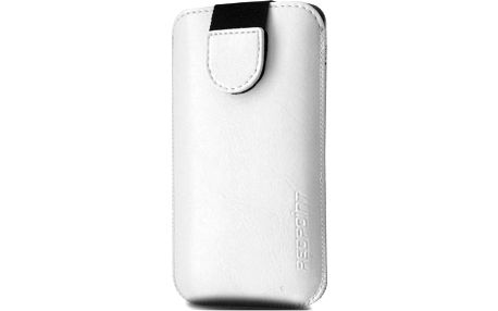 RedPoint Soft pouzdro z PU kůže velikost 3XL bílé
