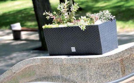 Samozavlažovací květináč Rato Case 50 cm