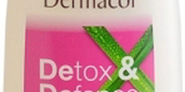 Dermacol Detox & Defence 200 ml micelární voda pro ženy
