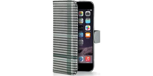 Celly Dandy flipové pouzdro pro Apple iPhone 6 Plus černé