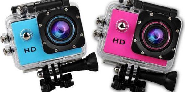 Outdoorová vodotěsná kamera HD 720p