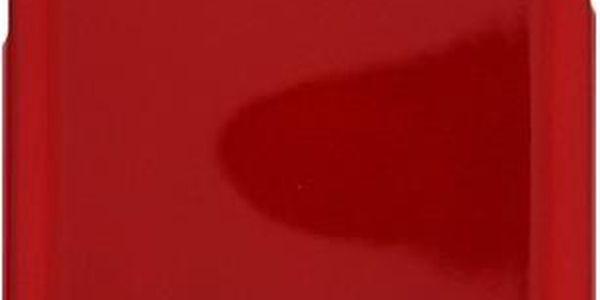 Mercury Jelly TPU kryt pro Samsung G530 Galaxy Grand Prime červený
