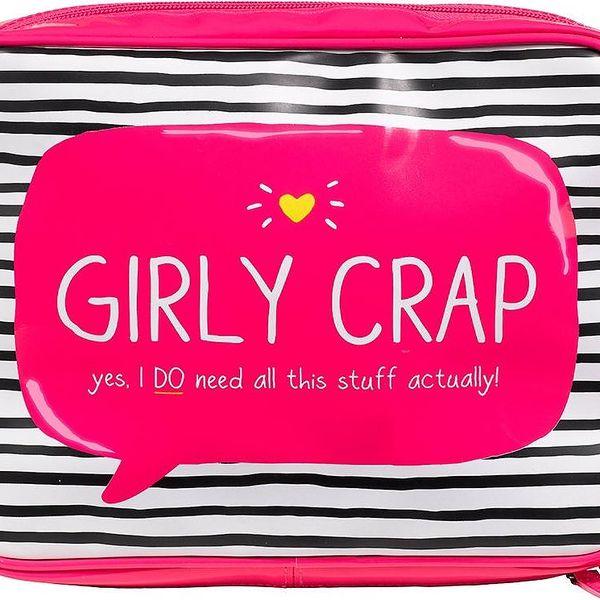 Kometická taška Girly Crap