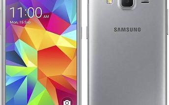 Samsung Galaxy Core Prime VE (SM-G361F) (SM-G361FZSAETL) stříbrný + Doprava zdarma
