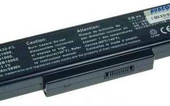 Baterie Avacom pro Asus F2 series, F3U/F3P/F3SR Li-Ion 11,1V 5200mAh (NOAS-F3-806)