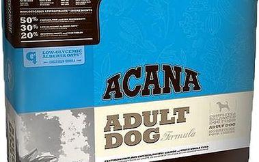 Acana Adult Dog 18 kg + dárek zdarma