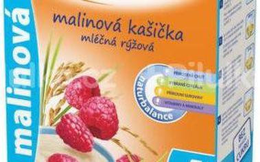 Sunarka malinová kašička mléčná 225g