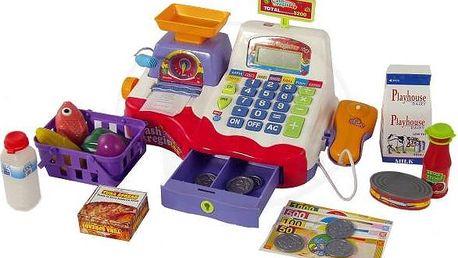 Pokladna elektronická dětská